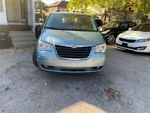 CERTIFIED 2008 CHRYSLER TOWN&COUNTRY