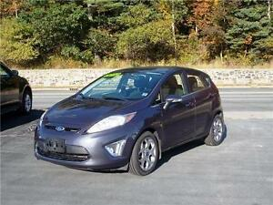 2012 FORD FIESTA...LOADED! HEATED FRONT SEATS, BLUETOOTH & MORE!