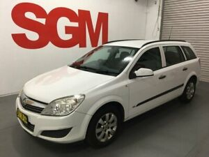 Holden Astra CD WAGON 2008 Seven Hills Blacktown Area Preview