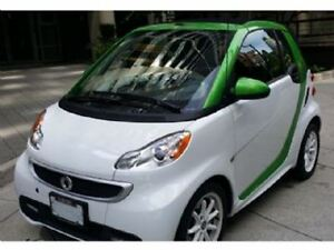 2014 Smart Fortwo Electric Drive Coupe $245/mnt lease takeover