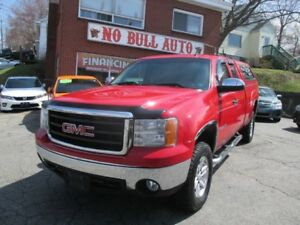 2007 GMC Sierra 1500 All-New SLE Z-71, 5.3L V8, Extra Clean!