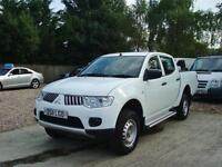 2011 MITSUBISHI L200 Pick Up 2.5 DI D 4Life 4WD 134Bhp [2010]
