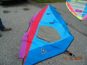 Assorted Sails (TRAIL)