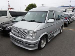 1994 Chevrolet Astro Van conversion 51K only!! Leather Seats!!