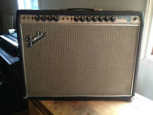 1969 FENDER TWIN Peterborough Peterborough Area image 1