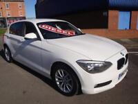 62 BMW 118D 143 BHP SE BUSINESS MEDIA 5 DOOR DIESEL £20 ROAD TAX *EXTRAS*