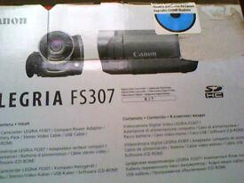 canion legria fs307