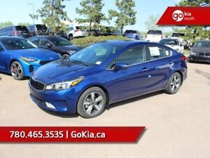 2018 Kia Forte EX; HEATED SEATS/WHEEL, PUSH BUTTON START, AUTOMA