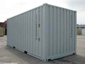 20' Standard New /One-trip Shipping Container (ON)