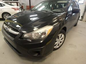 2012 Subaru Impreza AWD Manual Transmission, one owner, highway