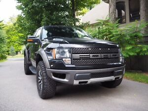 2012 Ford F-150 Raptor SVT