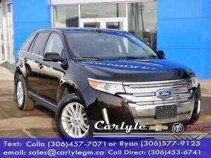 2013 Ford Edge Htd. Leather 5-Pass. Dual S/R