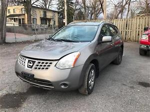 2010 Nissan Rogue S 4 CLY