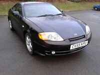 Great Hyundai Coupe S for Sale. Cheapest price for a great Car.