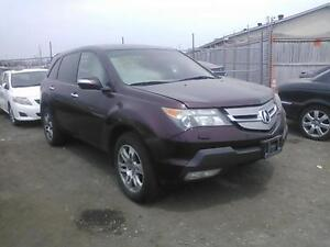 ACURA MDX (2007/2013   FOR PARTS ONLY)