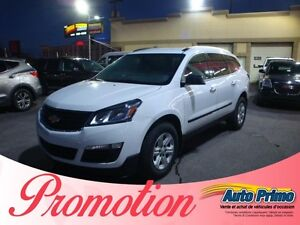 Chevrolet Traverse 2016 AWD-8Pass-Blueth-Cruise-GrElec a vendre