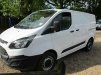 Ford Transit Custom 2.2TDCi NO VAT 290 L1H1 50000 MILES GUARANTEED