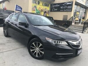 2015 Acura TLX-  Leather/Sunroof /Backup camera