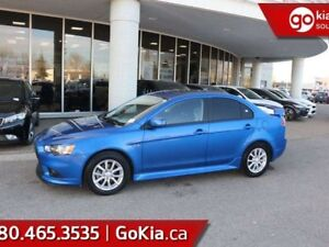 2015 Mitsubishi Lancer LIMITED; LOW KMS, BLUETOOTH, HEATED SEATS