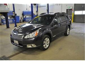 2012 Subaru Outback 3.6R w/Touring package