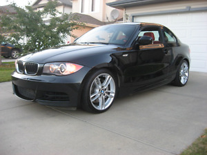 2011 BMW 1-Series M-Sport Coupe (2 door)