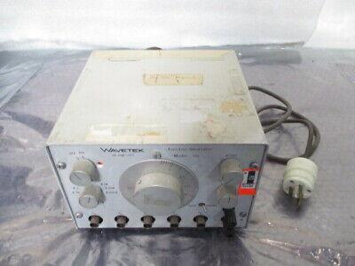 Wavetek 119S44 Function Generator, Model 110, 453076