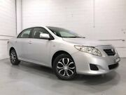 2007 Toyota Corolla ZRE152R Ascent Silver 4 Speed Automatic Sedan Windsor Hawkesbury Area Preview