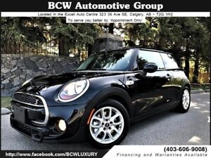 2014 MINI Cooper S Certified Low Km Must See $20,995.00