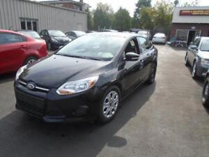 2013 FORD FOCUS 114000KM, AIR, GR.ELECT $5995
