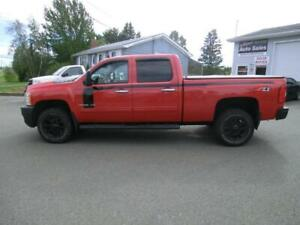 2013 Chevrolet Silverado 2500HD LT DURAMAX 4X4 FINANCE $378 BIWK
