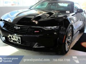 2019 Chevrolet Camaro RS PACKAGE: LEATHER, SUNROOF, AUTOMATIC, V