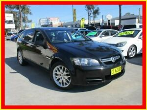 2009 Holden Commodore VE MY10 International Black Auto Sports Mode Wagon North Parramatta Parramatta Area Preview