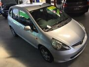 2005 Honda Jazz GLi Silver 4 Speed Automatic Hatchback Bungalow Cairns City Preview