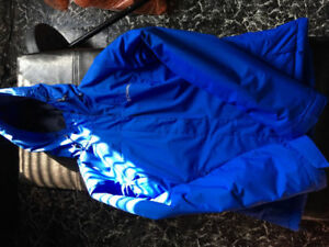 Woman's winter Columbia jacket. Fits more like a small