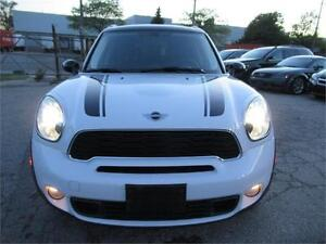 2012 MINI Cooper Countryman S WHITE 4 DOOR