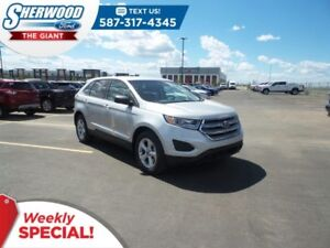 2018 Ford Edge SE AWD - Bluetooth, USB, Rear View Camera