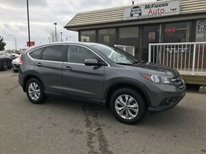 2014 Honda CR-V EX-L, ONE OWNER LOCAL TRADE