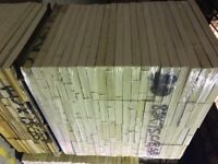Insulation Boards Seconds 1.2 x 2.4 x 80ml @ £26.00 each