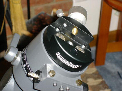 "ScopeStuff #DS13 - Dovetail Shoe for Orion/Vixen/Synta  type 1.7"" Wide  Bars"