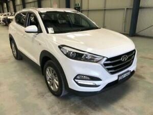 2017 Hyundai Tucson TL2 MY18 Active (FWD) White 6 Speed Automatic Wagon Dubbo Dubbo Area Preview