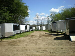 New Cargo Trailers for Sale