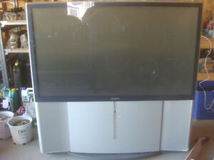 "57"" Sony rear projection TV for sale!!!"