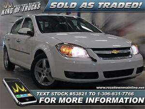 2010 Chevrolet Cobalt LT Sunroof | PST PAID | Sold as Traded