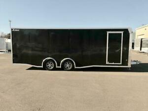NEW 2019 XPRESS 8' x 24' ALUMINUM ENCLOSED TRAILER