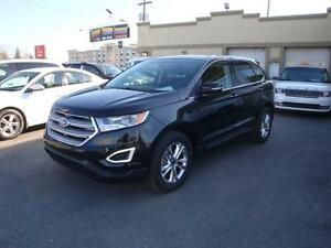 Ford Edge SEL 2015 -AWD-3.5L-Cruise-Blueth-Cam- a vendre