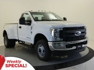 2019 Ford Super Duty F-350 DRW XL 4x4- 5th Wheel Hitch Prep Pack