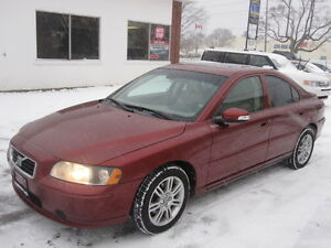 SAFE AND RELIABLE !! 2007 VOLVO S60