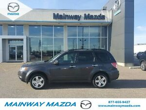 2009 Subaru Forester 2.5X Limited NO PST LOCAL TRADE