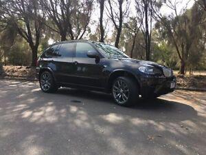 2012 BMW X5 E70 M50D Black 8 Speed Wagon West Melbourne Melbourne City Preview