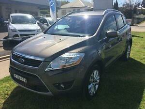 2012 Ford Kuga TE Trend Grey 5 Speed Automatic Wagon Young Young Area Preview